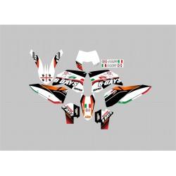 Kit Adhesivos KTM 6 Days Sardegna