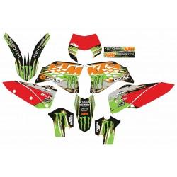 Kit Adhesivos KTM Monster