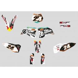 Kit Adhesivos KTM Asimetric