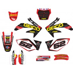 Kit Adhesivos Honda Geico