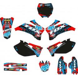 Kit Adhesivos Yamaha Fox