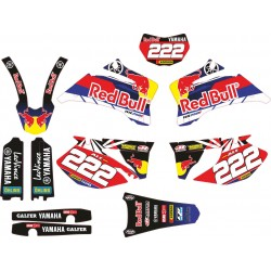 Kit Adhesivos Yamaha Red Bull