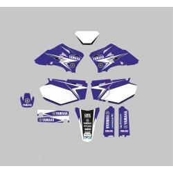 Kit Adhesivos Yamaha Factory