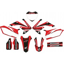 Kit Adhesivos Honda Factoy 3