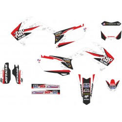Kit Adhesivos Honda TwoTwo Motorsport