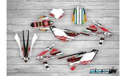 Kit Adhesivos Beta Rojo