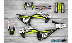 Kit Adhesivos Husqvarna TE-FE 2017-18 Racing!!!