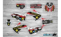 Kit Adhesivos Honda Rockstar