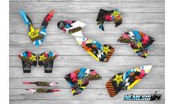 Kit Adhesivos KTM Rockstar Colour