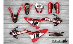 Kit Adhesivos GasGas EC 2018 Racing!!!