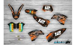 Kit Adhesivos KTM Black Racing