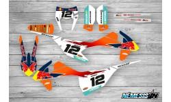 Kit Adhesivos KTM EXC / SX / SXF 2017-18 Style20