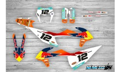 Kit Adhesivos KTM EXC 2020 Red Bull II