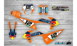 Kit Adhesivos KTM EXC 2020 GoPro Na