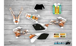 Kit Adhesivos KTM White Racing