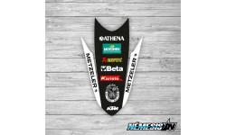 Guardabarros Trasero KTM EXC 2020