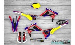 Kit Adhesivos Evo Beta RR 2018/19