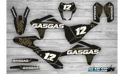 Kit Adhesivos GasGas EC 2021 Black