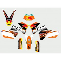 Kit Adhesivos KTM Red Bull Ims